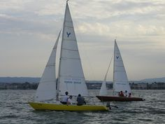 Les corsaires - Sailboats and sailing courses - Geneva
