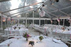 Chapiteau cristal romantique Chapiteaux pour mariage