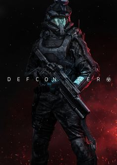 Defcon 0 by Johnson Ting