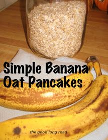 The Good Long Road: Four Simple Family Breakfast Ideas - Simple Family Dinner Blog Hop
