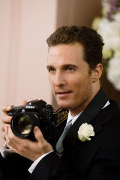 Matthew McConaughey/ Ghosts of Girlfriends Past/2009