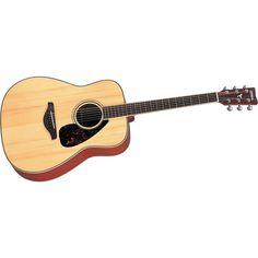 YamahaFG720S Folk Acoustic GuitarNatural