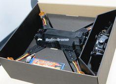 Robodrone Hornet: česká firma nabízí dron jako otevřenou platformu Hornet, Vespa