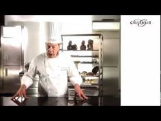 Callebaut Sealing and cooling moulded pralines - YouTube