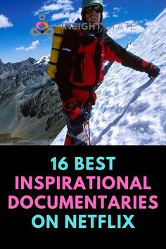 List Of 16 Best Inspirational Documentaries on Netflix. Spiritual Documentaries, Best Documentaries On Netflix, Netflix Help, Netflix List, Cinema Film, Film Movie, Jim Morrison Movie, Indie Movies, Funny Movies