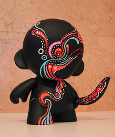 Munny Gallery | Vinyl Pulse: LIV3R's January Munny Gallery