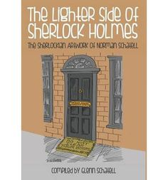 Image result for lighter side of sherlock holmes