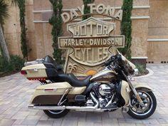2014 Harley-Davidson® FLHTCU - Electra Glide® Ultra Classic® Stock: P3457 | Bruce Rossmeyer's Harley-Davidson®