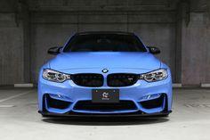 3D Design Aero Program For The BMW F80 M3