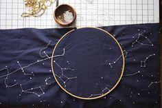 French Dot Constellation Runner