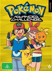 """Plot Summary: A young boy named Ash Ketchum embarks on a journey to become a """"Pokemon Master"""" with his first Pokemon, Pikachu. Pokemon Advanced, First Pokemon, O Pokemon, Ash And May, Hoenn Region, Gym Badges, Pokemon Movies, Mighty Ape, Team Rocket"""