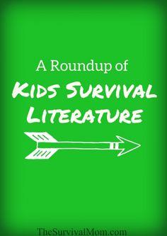 A Round Up of Kids Survival Literature