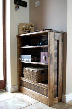 Great use of corner space!