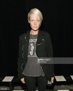 <a gi-track='captionPersonalityLinkClicked' href=/galleries/search?phrase=Kate+Lanphear&family=editorial&specificpeople=3065374 ng-click='$event.stopPropagation()'>Kate Lanphear</a> attends Narciso Rodriguez during Mercedes-Benz Fashion Week Spring 2015 at SIR Stage 37 on September 9, 2014 in New York City.