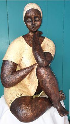 Paper Mache, Buddha, Statue, Art, Art Background, Papier Mache, Kunst, Performing Arts, Sculptures