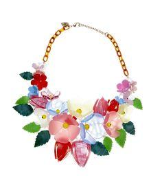 Midsummer Blooms Statement Necklace, £345: http://www.tattydevine.com/midsummer-blooms-statement-necklace