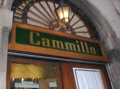 Excellent restaurant in Florence.