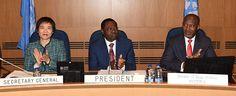 Es reelecto como Presidente del Consejo de la OACI el Dr. Olumuyiwa Benard Aliu