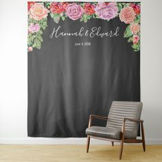 Shop Wedding backdrop, photo prop, custom background created by TheArtyApples. Personalize it with photos & text or purchase as is! Photo Booth Background, Photo Booth Backdrop, Photo Props, Backdrop Background, Photo Booths, Diy Wedding, Wedding Events, Wedding Ideas, Floral Wedding
