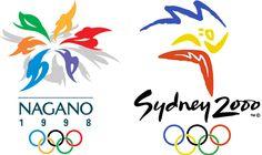 1998:2000 Olympics logos