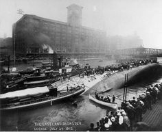 """The worst disaster ever to hit Chicago cost 844 lives -- and was the direct result of government """"solving"""" a non-existent problem. The whole must-read story at the link.  The Eastland And The Titanic 
