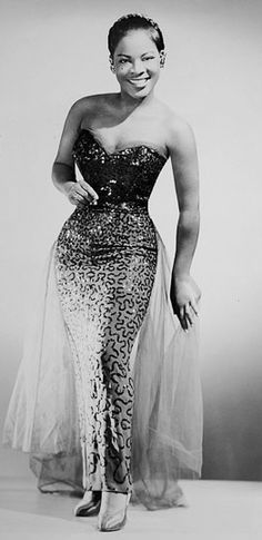 """Delores LaVern Baker was an American rhythm and blues singer, who had several hit records on the pop chart in the 1950s and early 1960s. Her most successful records were """"Tweedlee Dee"""", """"Jim Dandy"""", and """"I Cried a Tear."""" Born 11/11/1929"""