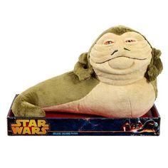Star Wars Jabba the Hutt Exclusive 12-Inch Talking Plush