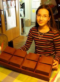 Chocoladereep groot