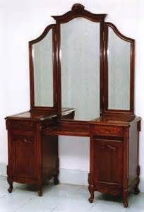 Furniture : Dressing Table Brown Wooden Varnished Dressing Table Mirror Set  White Wooden Floor White Wall Get Dressing Tables Uk With Features You Want  To ...