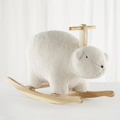 Arctic Rocker for Land of Nod. They DO SHIP INTERNATIONALLY you just need to fill in an international order form.