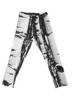Birch Tree children's legging | Salt City Emporium