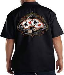 Afbeeldingsresultaat voor casino  shirt