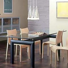 The Le Corbusier LC6 is another timeless design by Corbusier  This  height adjustable tableCorbusier LC6 table   Eames DSR ABS chairs   Inspiration for my  . Corbusier Lc6 Dining Table. Home Design Ideas