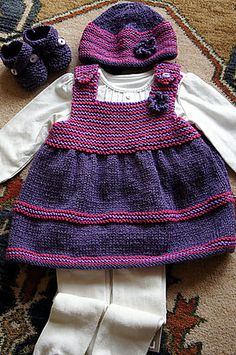 Smockie with Rosy Posy Hat and Little Deck Shoes all Sublime patterns    http://knitsbysue.blogspot.co.uk/