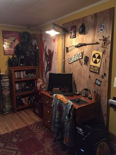 My Fallout-themed office - Imgur