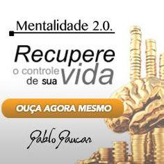 Transforme Sua Mente, Transforme Sua Vida. O Treinamento Audio/Podcast do Pablo Paucar que estudou com os maiores Gurus Americanos, transformou  o empreendedorismo e ajudou na formação de centenas de  líderes no Brasil.
