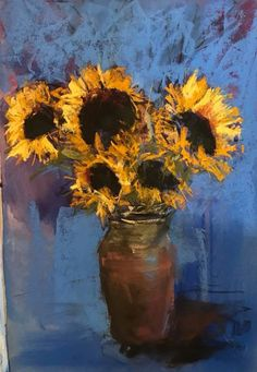 Vincent Van Gogh, Soft Pastel Art, Oil Pastel Paintings, Chalk Art, Art Classroom, Art Styles, Life Inspiration, Watercolor And Ink, Mixed Media Art