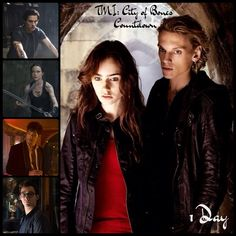The mortal instruments : city of bones  The movie was good and so far so is the book different but good