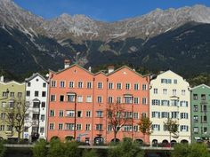 Snap-shot of Innsbruck, Switzerland Innsbruck, Alps, Old Town, Austria, Touring, Switzerland, Travel Destinations, Scenery, Old Things
