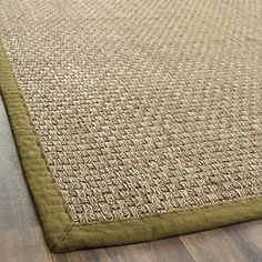 Natural Fiber Area Rugs List You Will Love For Your Beach Home