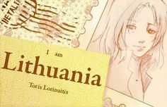 Lithuania Hetalia, Aph America, Eastern Europe, Aesthetics, Country, Books, Anime, Libros, Rural Area