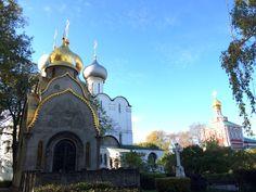 Ensemble of the Novodevichy Convent@Moskva_20151012