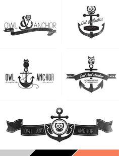Owl + Anchor | Cocorrina