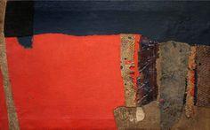 Alberto Burri (1915-1995) Sacco 5, 1955