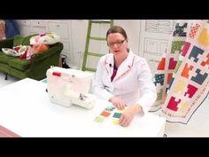 April Rosenthal - YouTube ~ Speed piece 9-Patch blocks