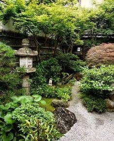 japanese garden gravel path