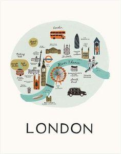 Illustration - London