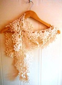 Summer Snowflake Scarf