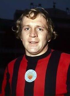 Francis Lee Manchester City 1972 Manchester Football, Manchester City, Blue City, Legends, Blues, Clock, Stars, Watch, Clocks