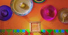 Chapéu mexicano sombrero.